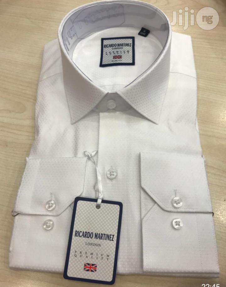 Turkish T.M Martin Man's Shirts   Clothing for sale in Lagos Island, Lagos State, Nigeria