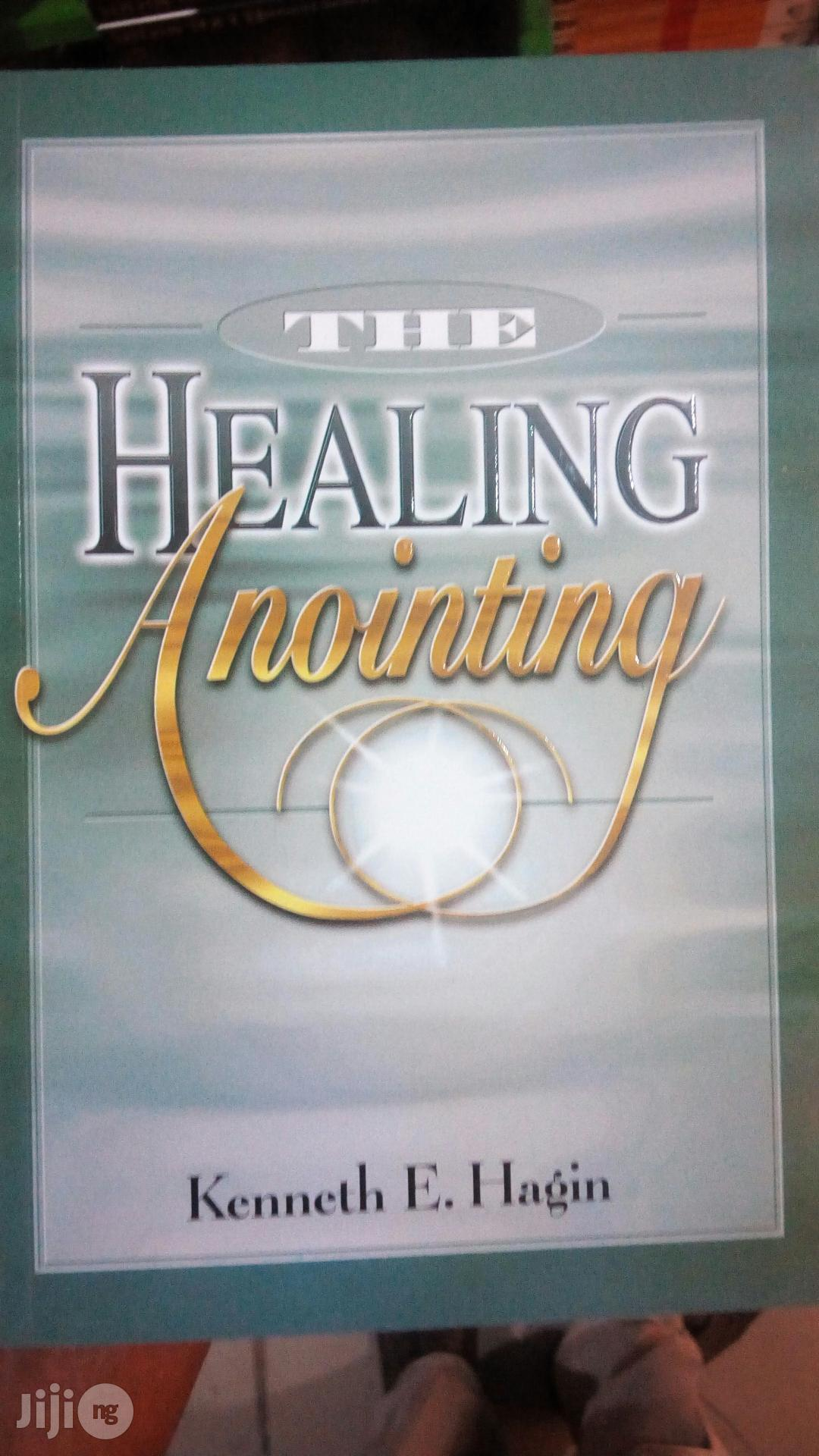 Healing Annonting By Kenneth Hagin