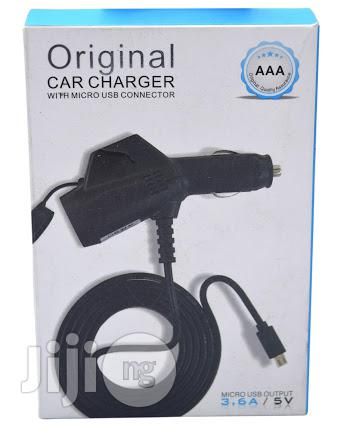 AAA Original Car Charger   Vehicle Parts & Accessories for sale in Ikeja, Lagos State, Nigeria