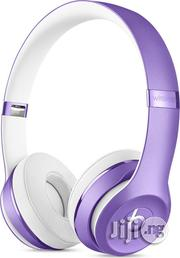Beats Solo3 Wireless On-ear Headphones Pop Violet | Headphones for sale in Lagos State