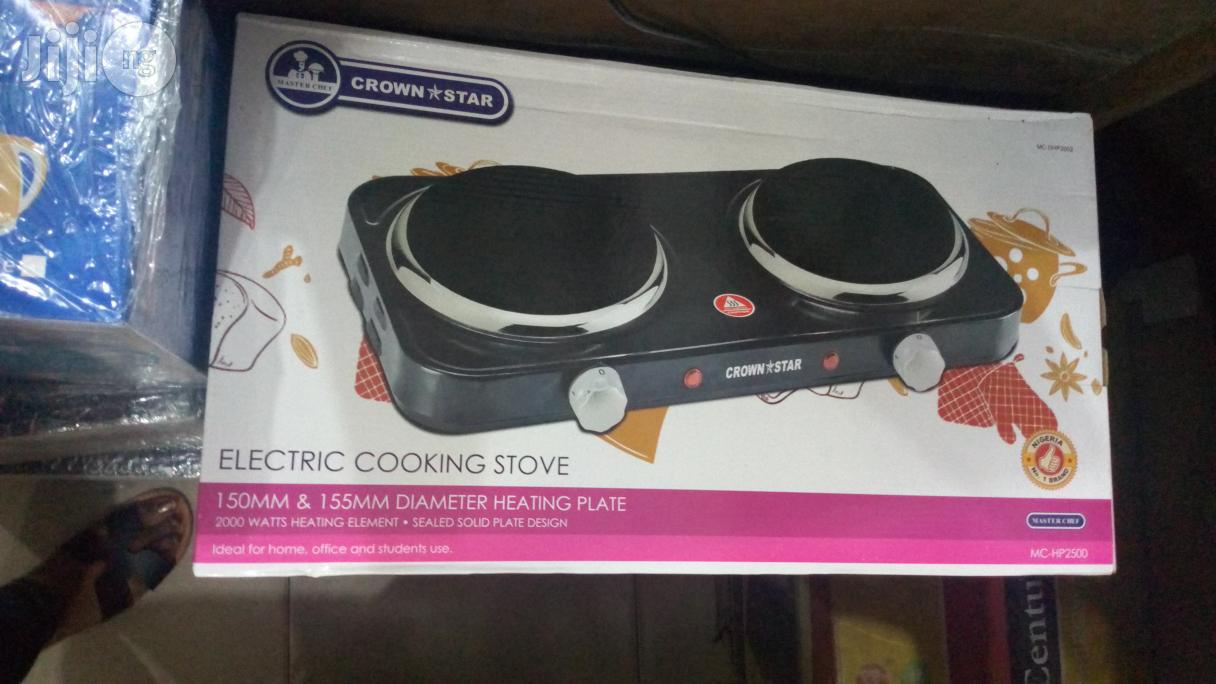 Master Chef Electric Cooker