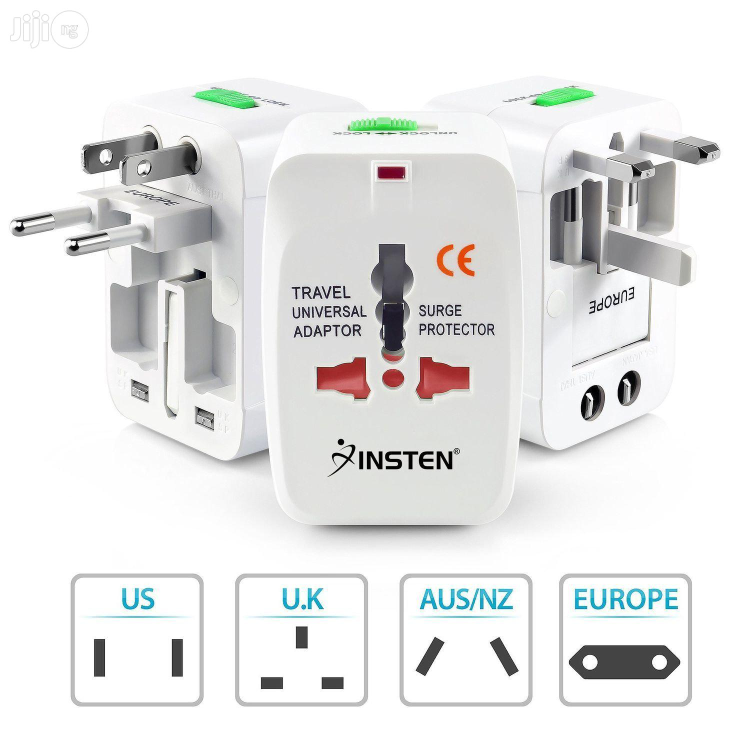 Universal World Wide Travel Charger Worldwide Adapter