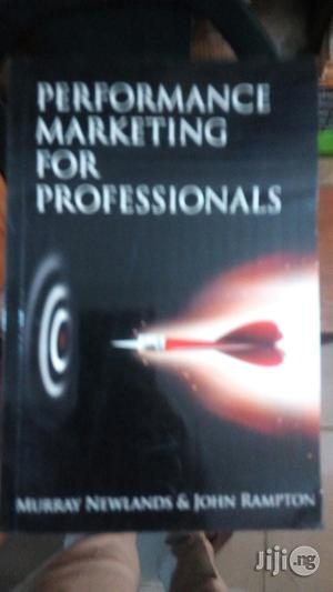Marketing For Professional   Books & Games for sale in Lagos State, Yaba