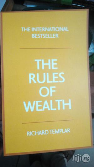 The Rules of Marketing by Richard Templar   Books & Games for sale in Lagos State, Yaba