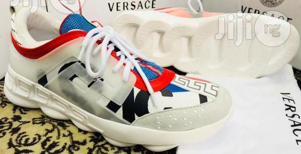 Versace Luxury Replica Sneakers in