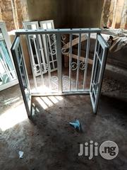 Aluminium Casement Window Inbuilt Protector | Windows for sale in Imo State, Orsu