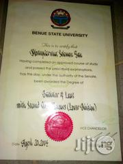 Legal Adviser | Legal CVs for sale in Abuja (FCT) State, Karu
