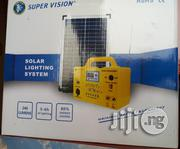 30w Solar Generator With 2bulbs, Radio, Usb And Torch | Solar Energy for sale in Lagos State, Ojo