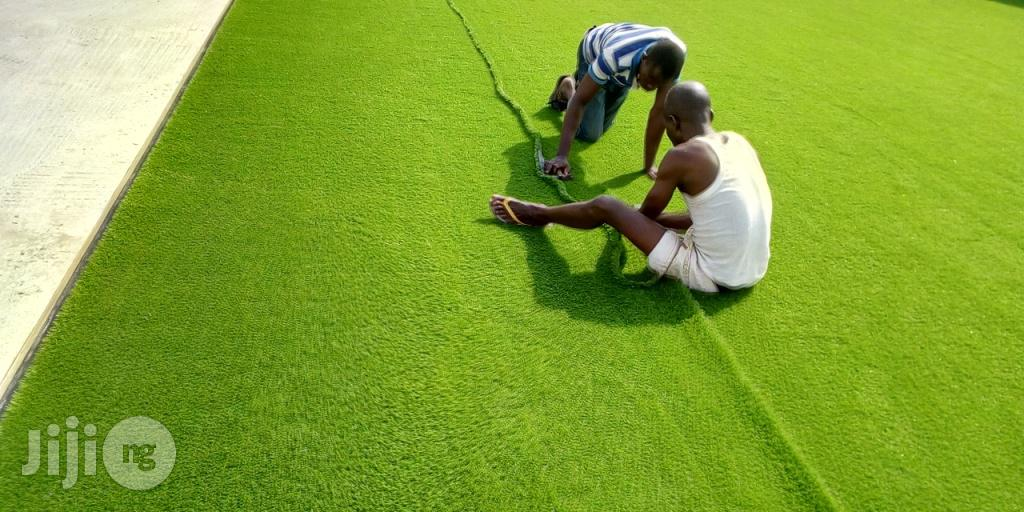 Green Turf Grass For Rent, Over 3000 Square Meter For Event   Garden for sale in Ikeja, Lagos State, Nigeria