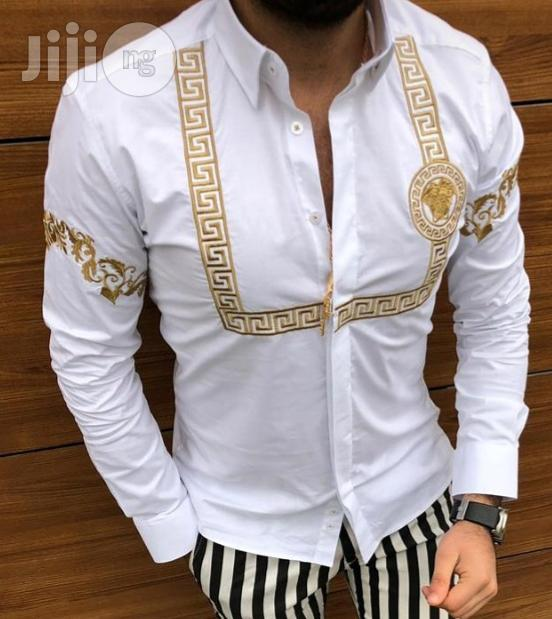 Exclusive Versace Shirts | Clothing for sale in Lagos Island (Eko), Lagos State, Nigeria
