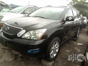 Lexus RX 2008 Black   Cars for sale in Lagos State, Apapa