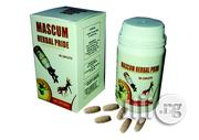 Mascum A Good Remedy For Eradicating Quick Ejaculations For Men | Sexual Wellness for sale in Lagos State, Ikeja