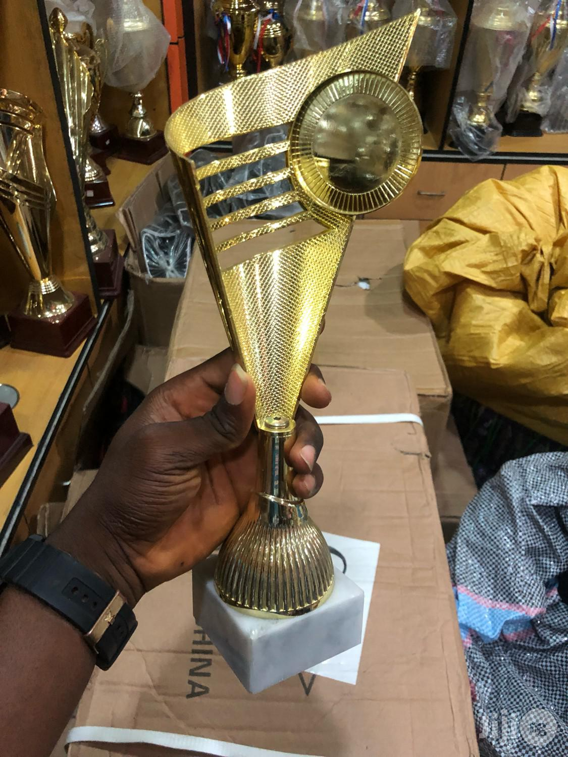 Italian Gold Trophy | Arts & Crafts for sale in Ikoyi, Lagos State, Nigeria