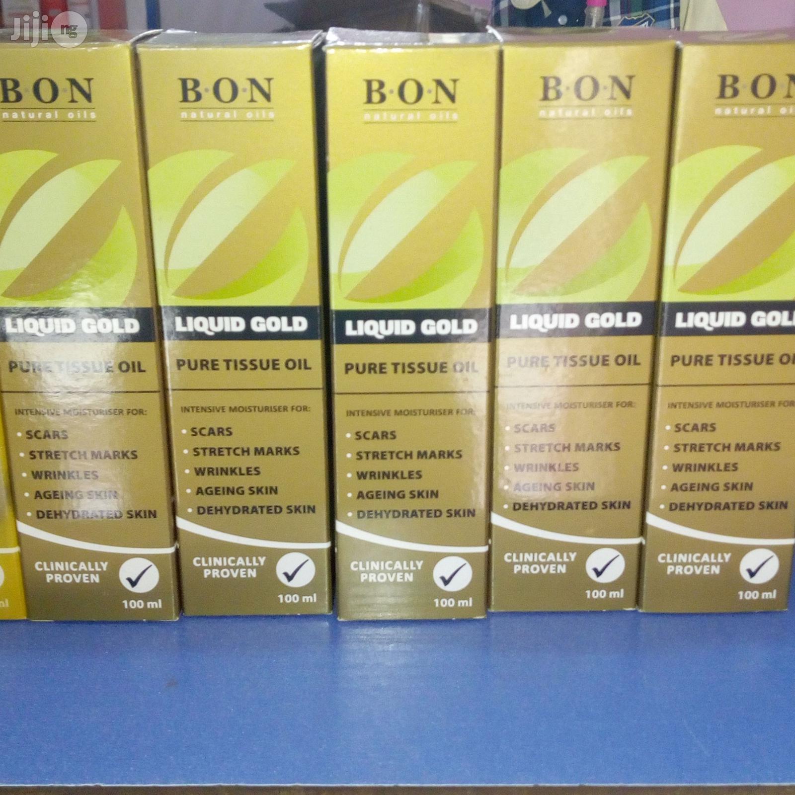 Liquid Gold Tissue Oil