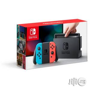 Nintendo Switch Console Blue And Red | Video Game Consoles for sale in Lagos State, Agege