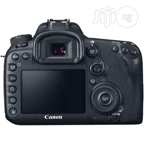 Brand New Canon EOS 7D Mark II DSLR Camera Ith 18-135mm Lens   Photo & Video Cameras for sale in Ikeja, Lagos State, Nigeria