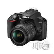 Nikon D3500 DSLR Camera With 18-55mm Lens - Black | Photo & Video Cameras for sale in Lagos State, Ikeja
