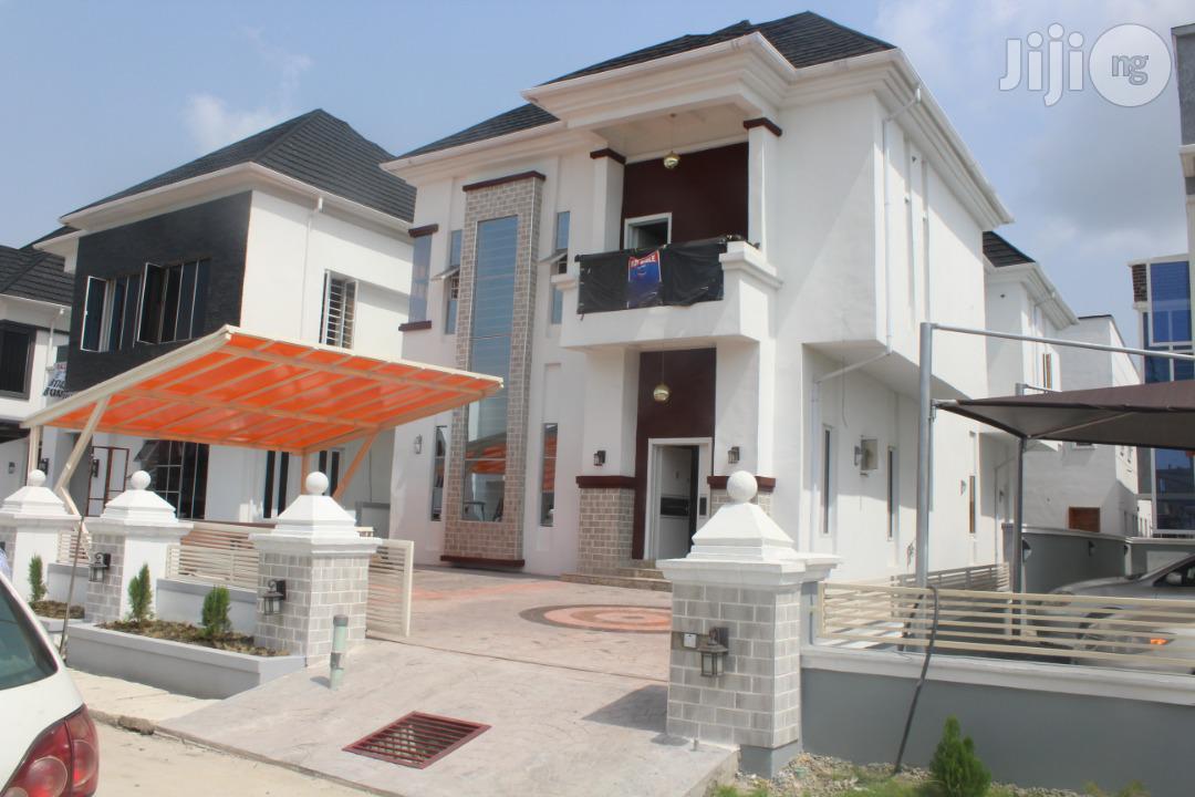 5 Bedroom Detached Duplex With A Bq For Sale At Megamound Estate Lekki