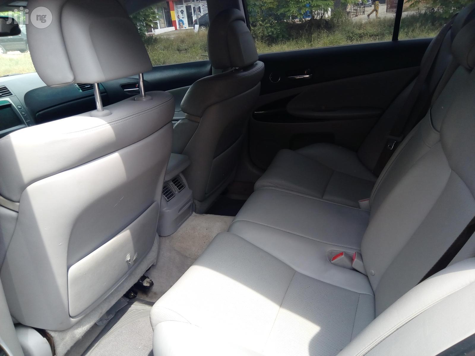 Archive: Lexus GS 350 AWD 2008 Gray