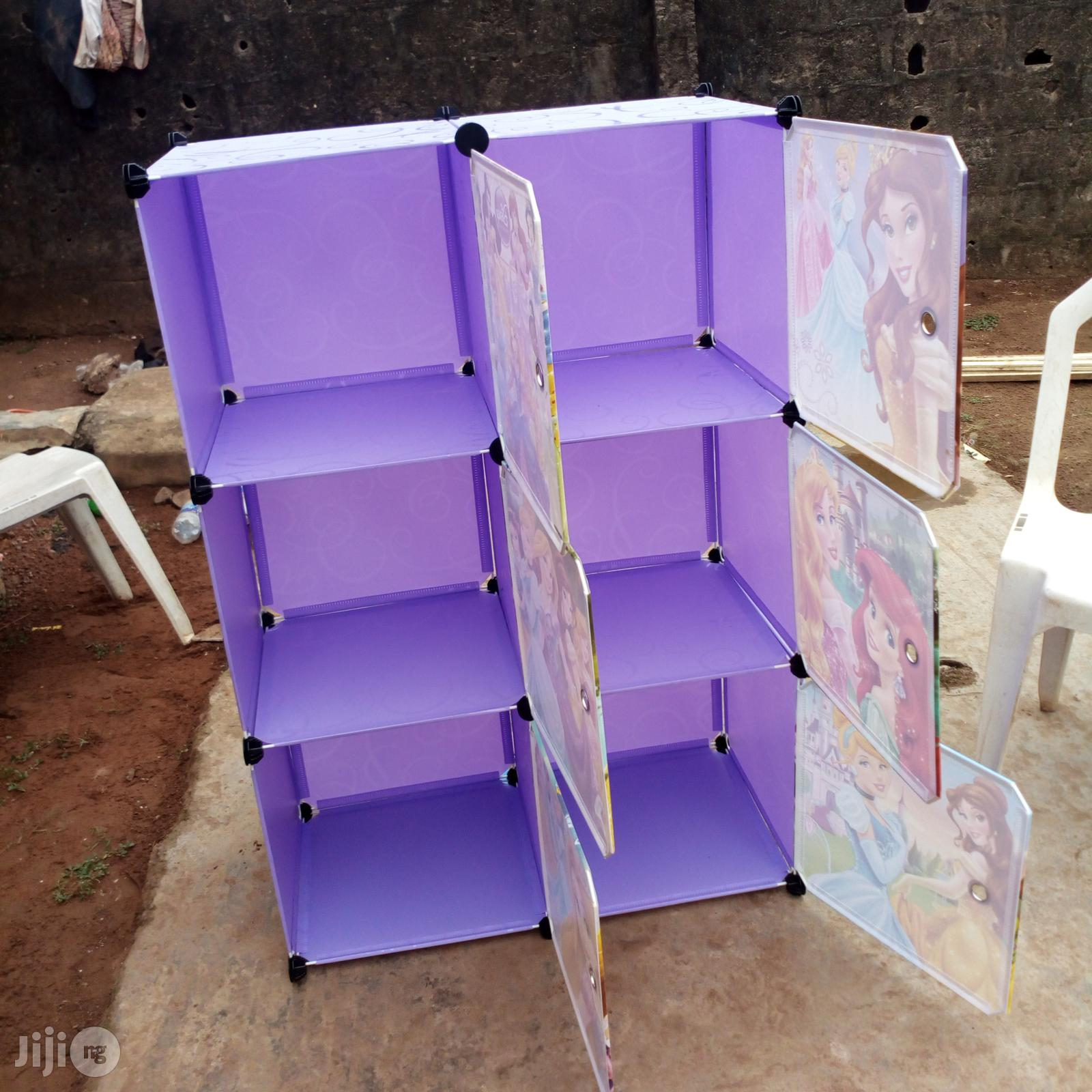 Baby Character Wardrobe   Children's Furniture for sale in Surulere, Lagos State, Nigeria