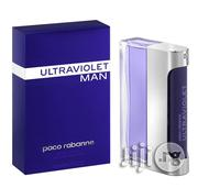 Paco Rabanne Ultra Violet Man 100ml Perfume   Fragrance for sale in Lagos State, Ajah