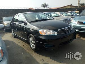 Toyota Corolla 2006 S Black | Cars for sale in Lagos State, Apapa