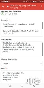 Health Officers | Healthcare & Nursing CVs for sale in Akwa Ibom State, Uyo