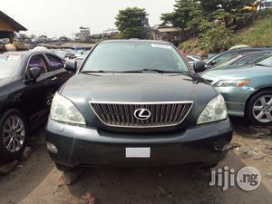 Lexus Rx330 2006 Black | Cars for sale in Lagos State, Apapa