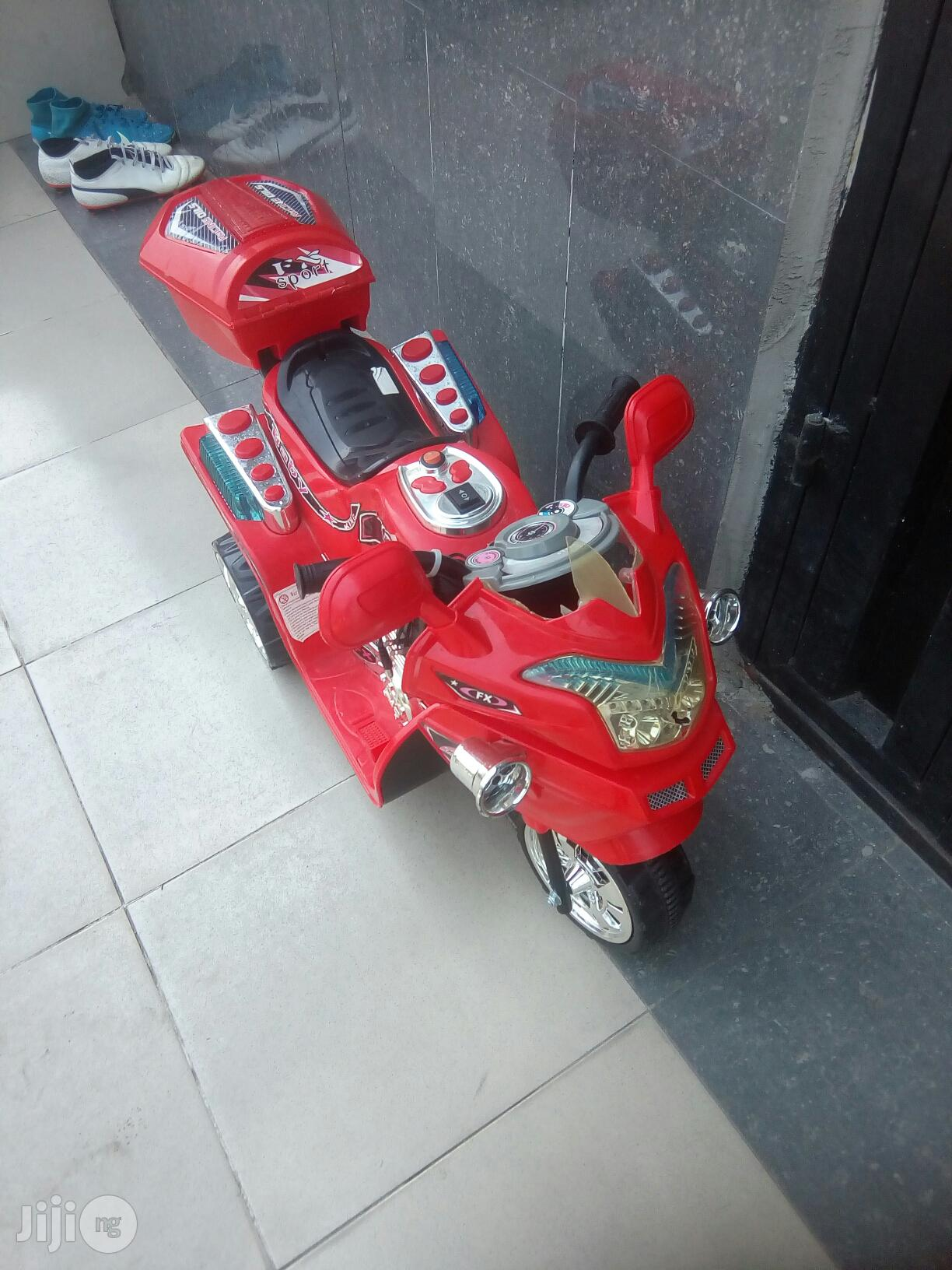 Archive: FX Sport Ride Children Toy