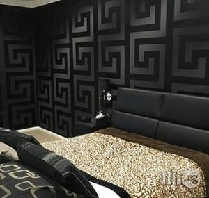 3D Wallpaper Black Ash Fendii | Home Accessories for sale in Lagos State, Lagos Island (Eko)