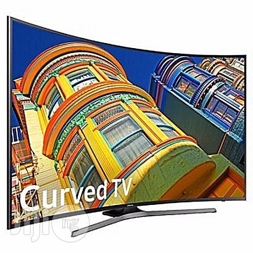 Hisense Smart TV UHD 4K Curve TV 55inchs