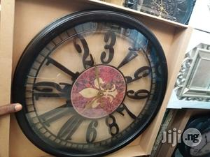 Wooden Clocks | Home Accessories for sale in Lagos State, Lagos Island (Eko)