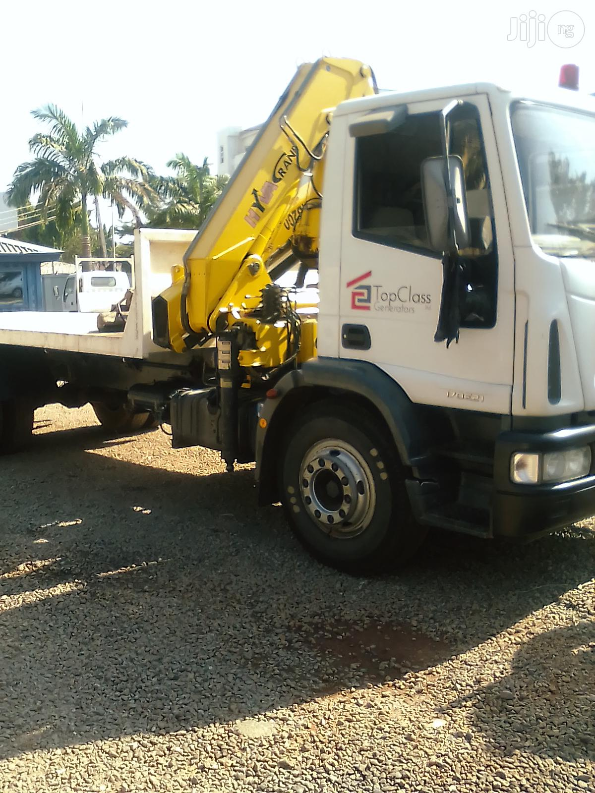 Hiab Rentage And Hire Services
