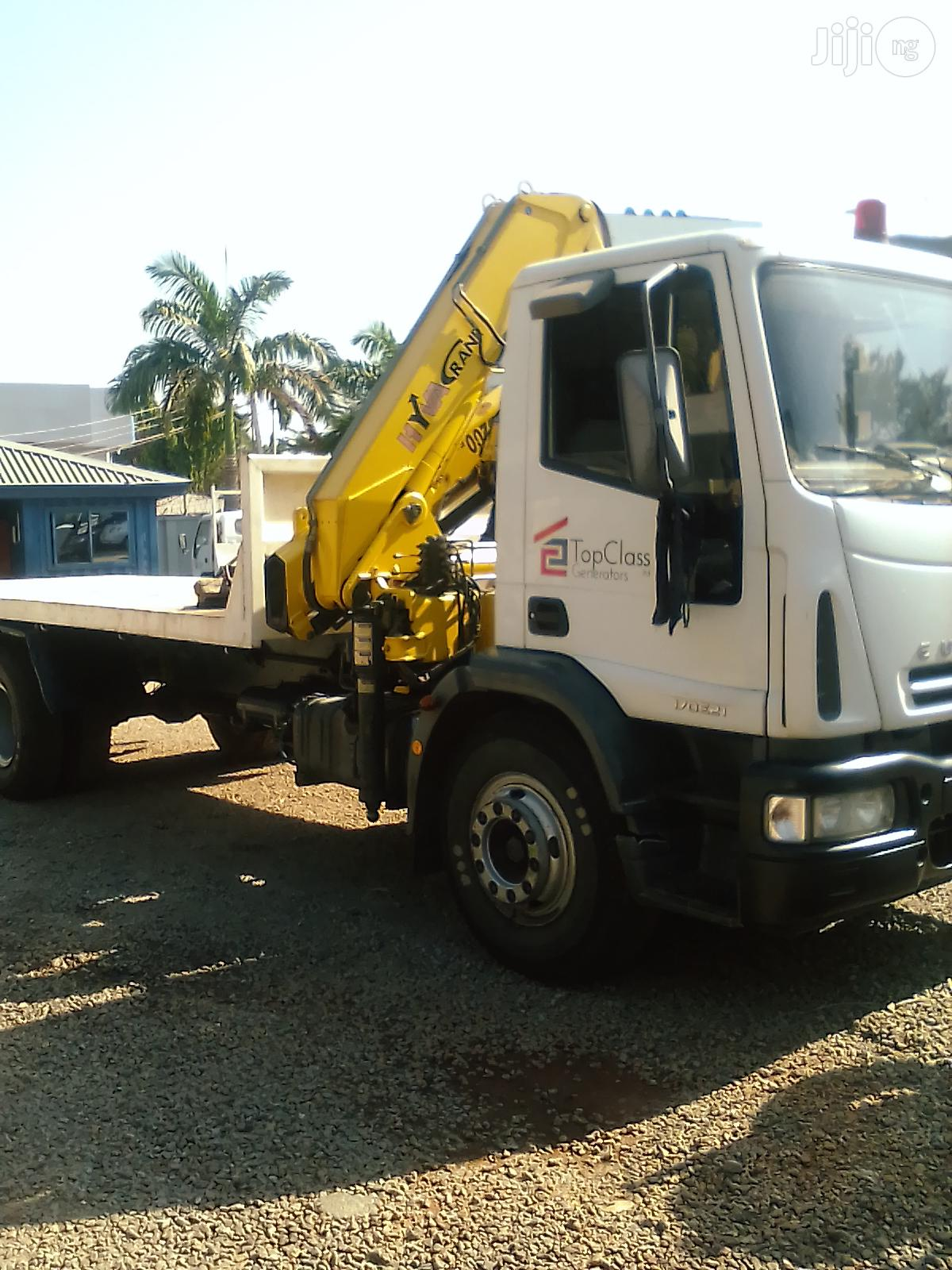 Hiab Rentage And Hire Services | Logistics Services for sale in Utako, Abuja (FCT) State, Nigeria
