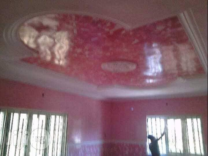 Archive: Building Work Pop Ceiling, 3D Floor, 3D Wall, Wallpapers, Stuco Paint