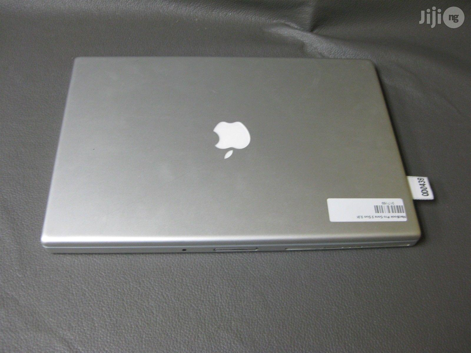 "Archive: Apple Macbook Pro 15.6"" Inches 250GB HDD Core 2 Duo 4GB RAM"