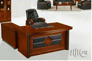 Executive Office Table And Chair | Furniture for sale in Abuja (FCT) State, Wuse
