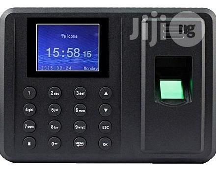 Archive: Biometric Time Attendance Register