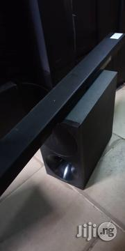 Samsung Sound Bar With Wireless Sub Woofer | Audio & Music Equipment for sale in Lagos State