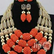 Beaded Ball With Gold Ball | Jewelry for sale in Lagos State, Surulere