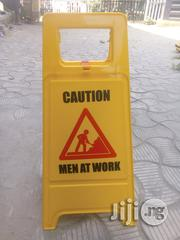 Safety Caution Sign. | Safety Equipment for sale in Yobe State, Geidam