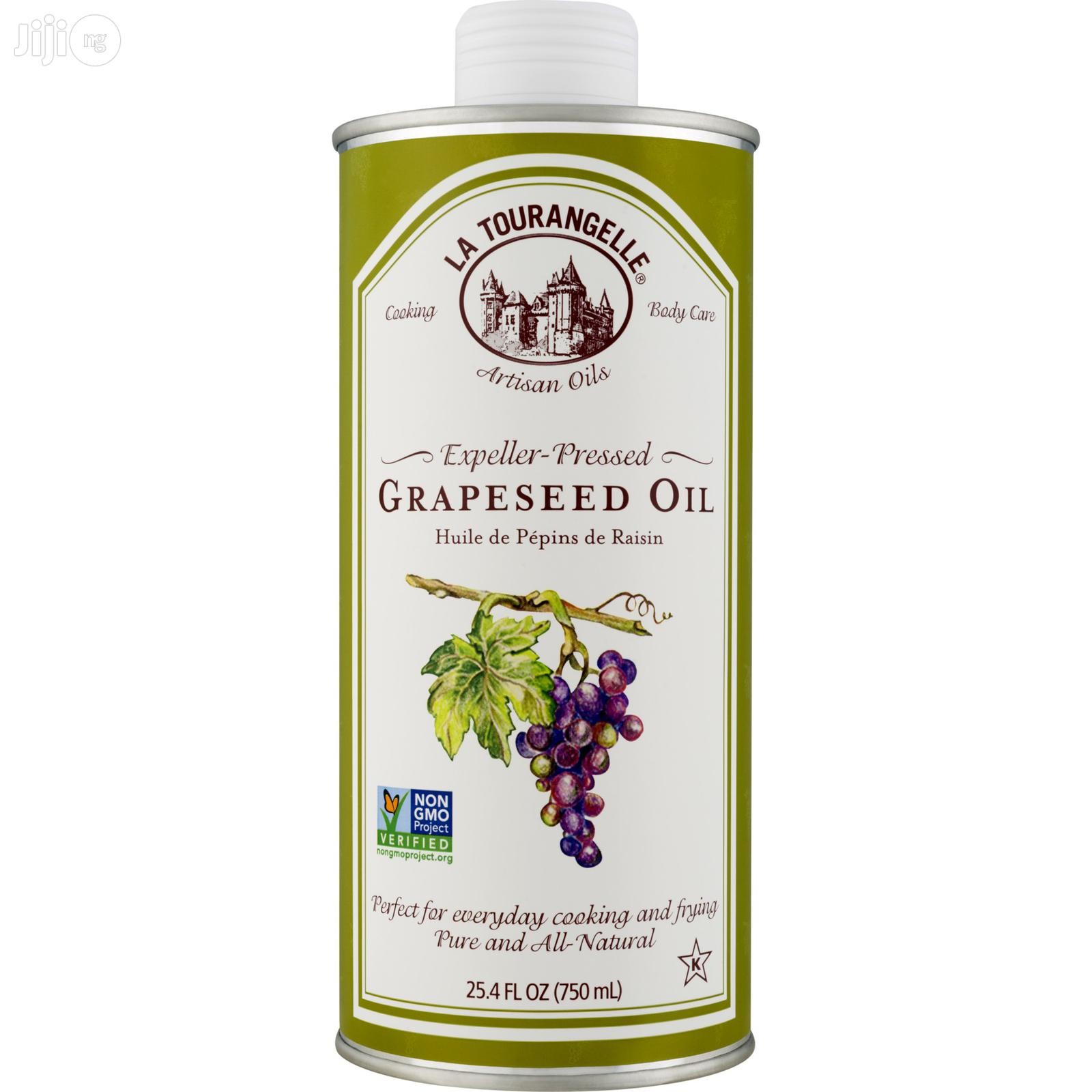 Grapeseed Oil - Prevent Heart Disease