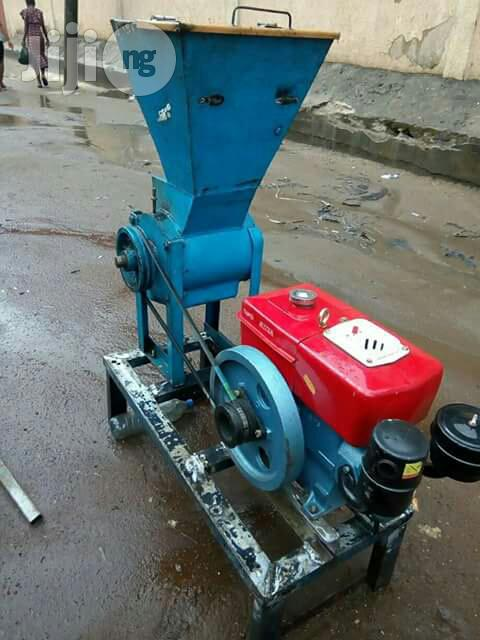 Archive: Hammer Mill