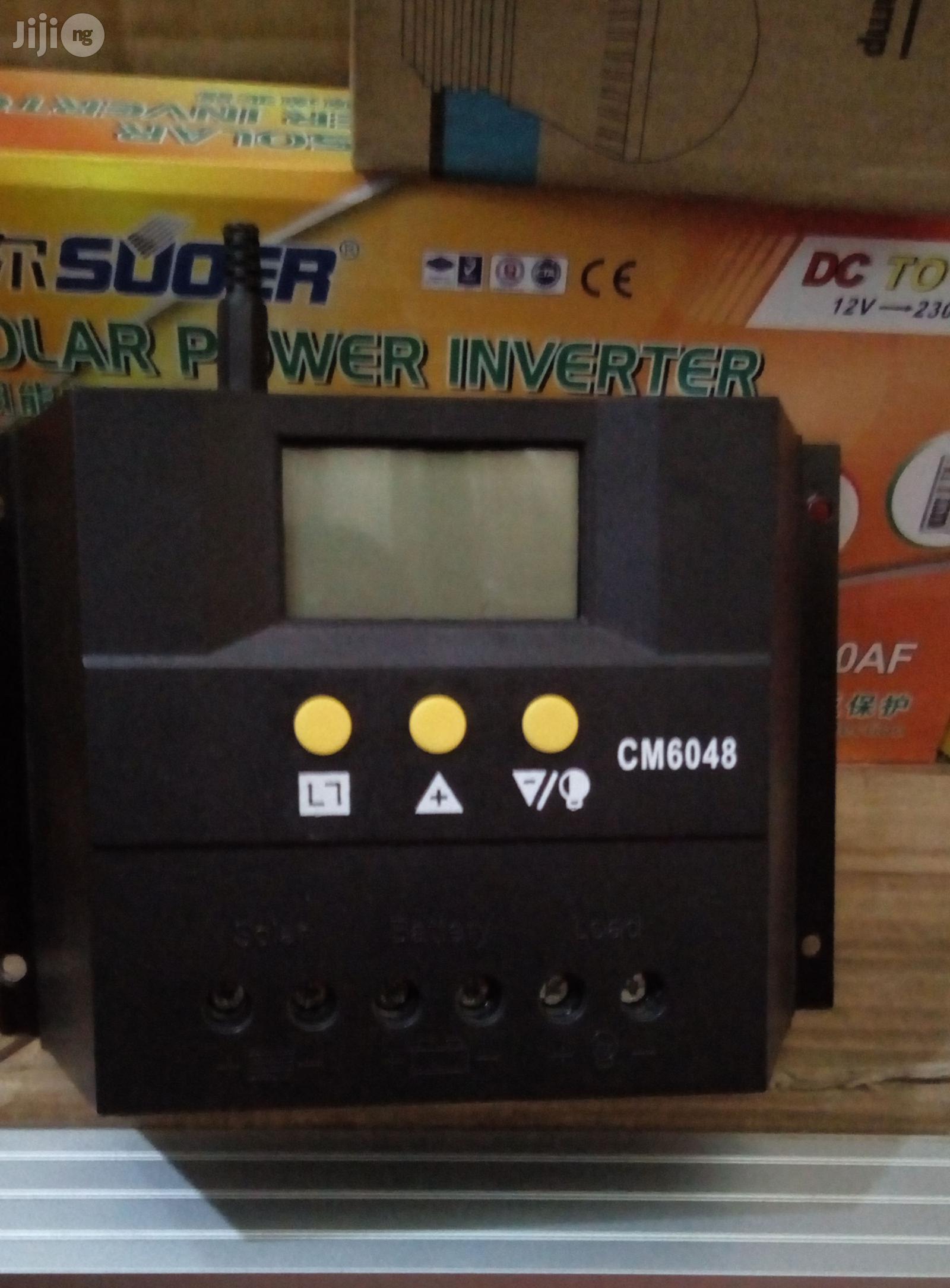 Solar Charger Controller 60AH 48V