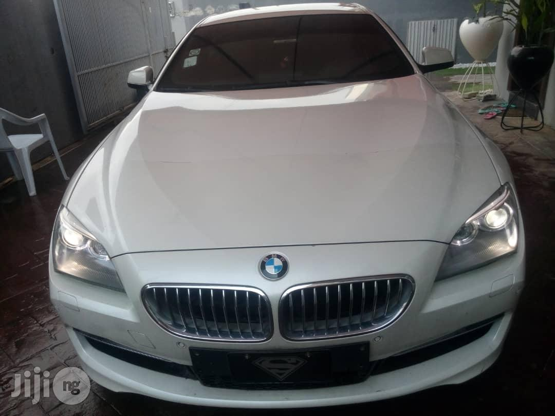 Almost New BMW 650i 2013 White