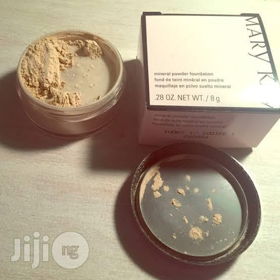 Mary Kay Mineral Powder   Makeup for sale in Ojo, Lagos State, Nigeria