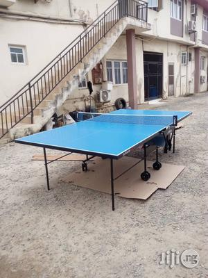 Water Resistant Outdoor Table Tennis Board (Stiga )   Sports Equipment for sale in Rivers State, Port-Harcourt