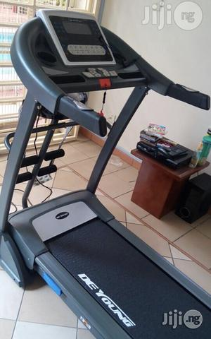 2.5hp Treadmill With Massager and Incline   Massagers for sale in Rivers State, Port-Harcourt
