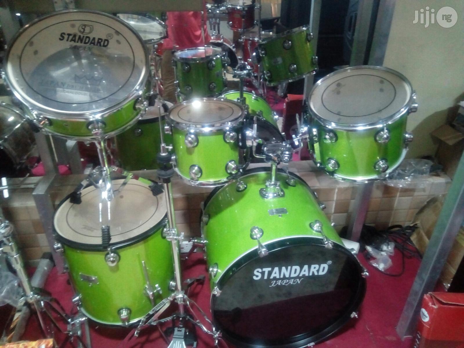 Standard 5 Piece/Set Drum