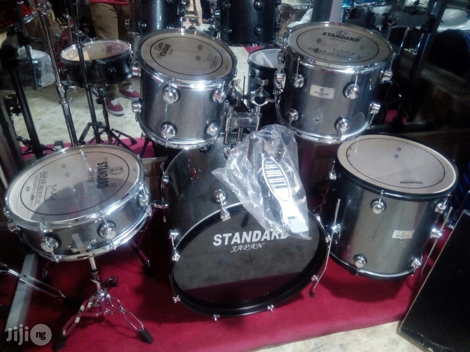 Standard 5 Piece/Set Drum | Musical Instruments & Gear for sale in Ojo, Lagos State, Nigeria